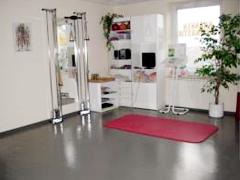 Karin Machner - Behandlungsraum